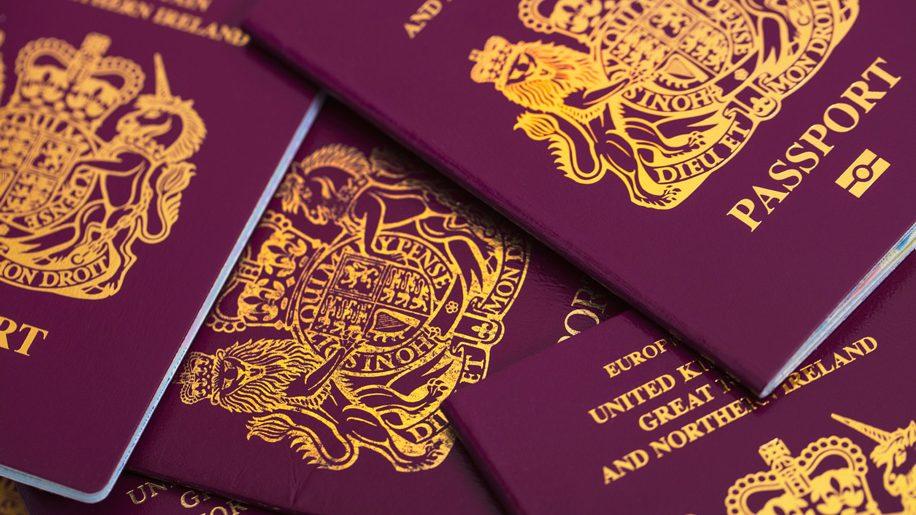 UK passport (iStock)