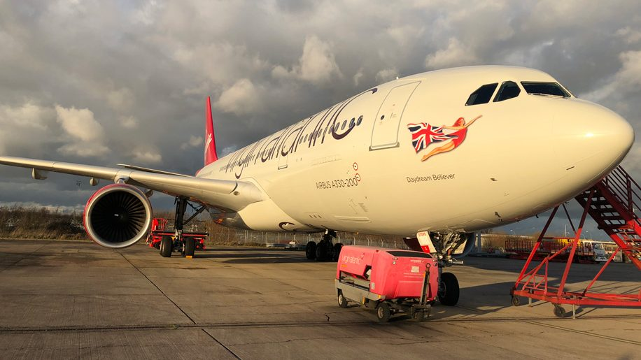 What does Virgin Australia and Virgin Atlantic's proposed