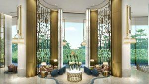 Waldorf Astoria Bangkok Thailand