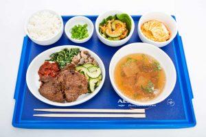 Aeroflot business-class-food