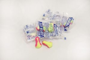 free airline ear plugs