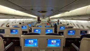 MAS A380 the-cabin