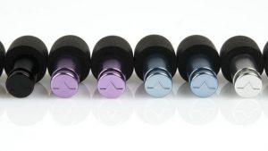 twelve coloured MiNi aluminium