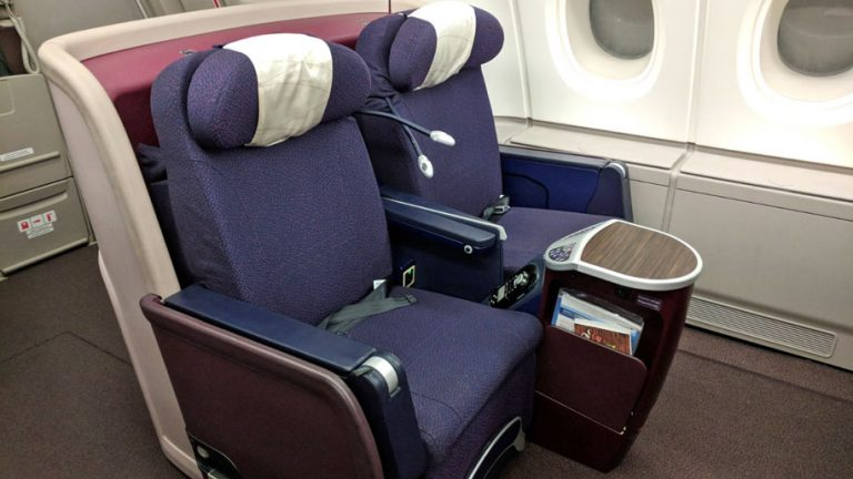 Malaysia Airlines two-window-seats