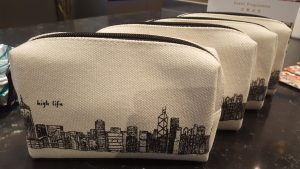 Hong Kong Airlines new amenity kit