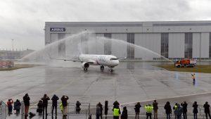 Airbus 321LR