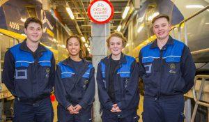Eurostar apprentices 2