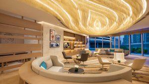 Ascott Raffles City Shenzhen - Reading lounge