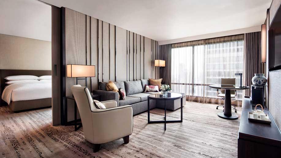 Hotel Review Bangkok Marriott Marquis Queen S Park Business