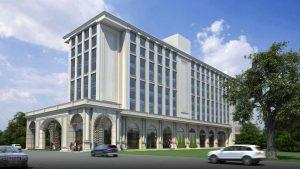 Courtyard by Marriott Bengaluru Hebbal - Exterior Facade
