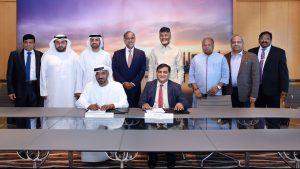 Emirates Group and Andhra Pradesh