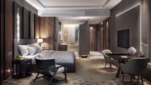 Hyatt Regency Bangkok Guestroom King