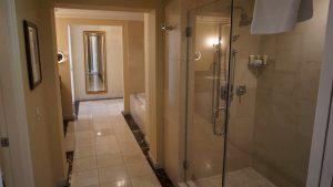 Langham LA Huntington Suite bathroom