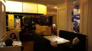 Langham LA restaurant