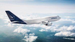 Lufthansa Blue livery