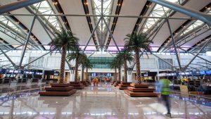 New passenger terminal Muscat International