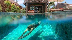 Six Senses Fiji Pool Villa
