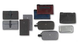 Swiss Victorinox amenity kits