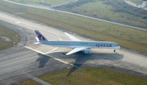 A350-1000 Qatar Airways