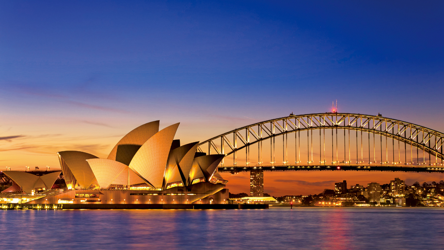 Four hours in Sydney – Business Traveller