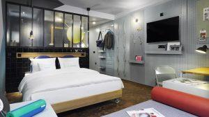 25Hours Hotel Das Tour, Dusseldorf