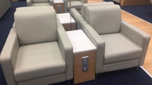 Aegean Airlines non Schengen Lounge, Athens Airport