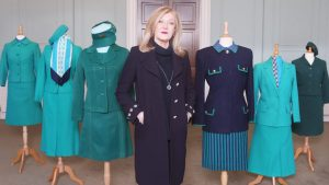 Irish designer Louise Kennedy will design the new Aer Lingus uniforms