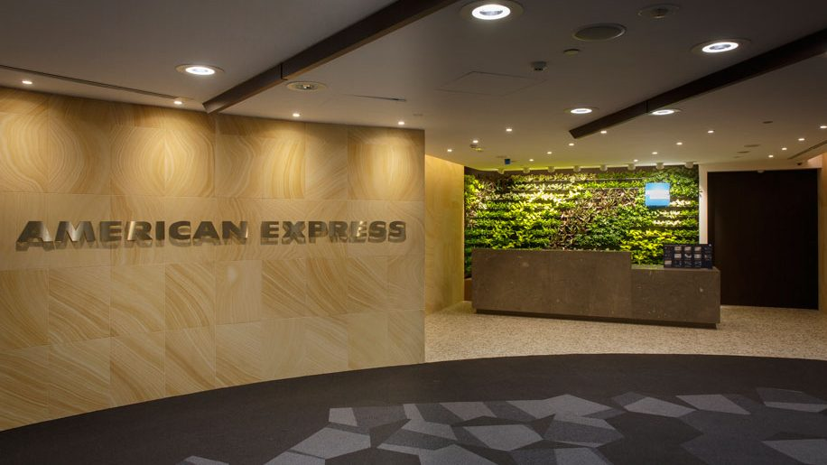 American Express Lounge at Melbourne Airport