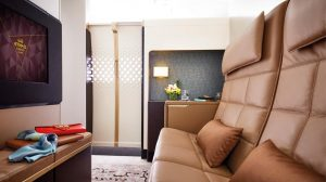 Etihad Airways, The Residence