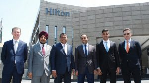 Hilton Hotels and Embassy Group India
