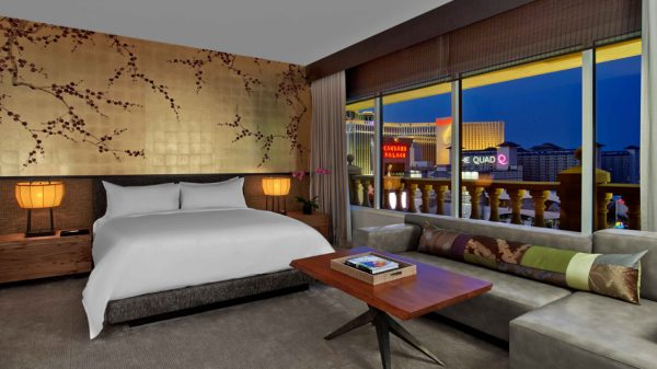 Nobu Hotel at Caesars Palace, Las Vegas