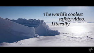 Air New Zealand safety video