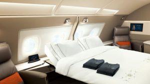 Singapore Airlines' Suite