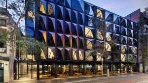 West Hotel Sydney Curio Collection by Hilton exterior