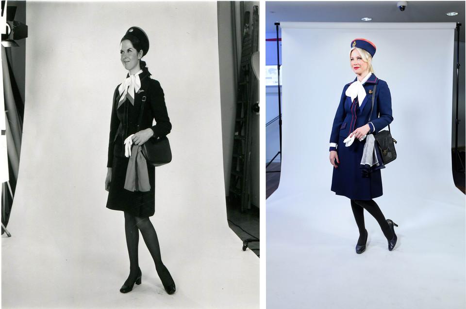 New British Airways uniforms to celebrate centenary