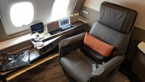 Singapore Airlines A380 First Class Suite The-seat
