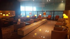 Singapore Airlines Changi Airport T3 Silverkris first class lounge