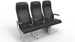 Lufthansa's new A320 seat