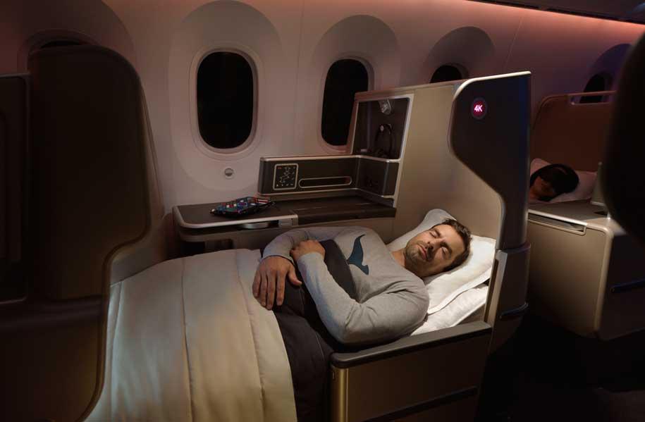 Qantas 787 Business Suite Qantas 787 Business Suite new photo