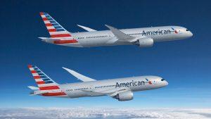 American Airlines Dreamliner order