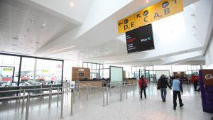 British Airways at Heathrow T3