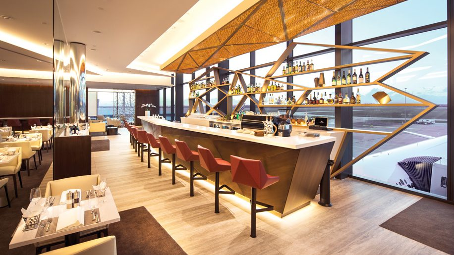 Top 100 Airport Lounges Business Traveller