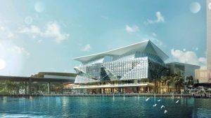 ICC Sydney International Convention Centre