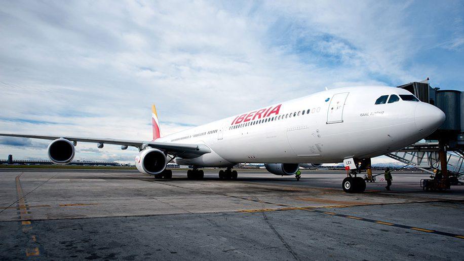 Iberia A340-600