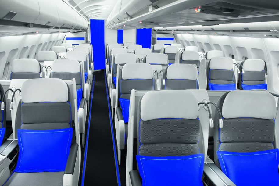 what is air france preferred seat