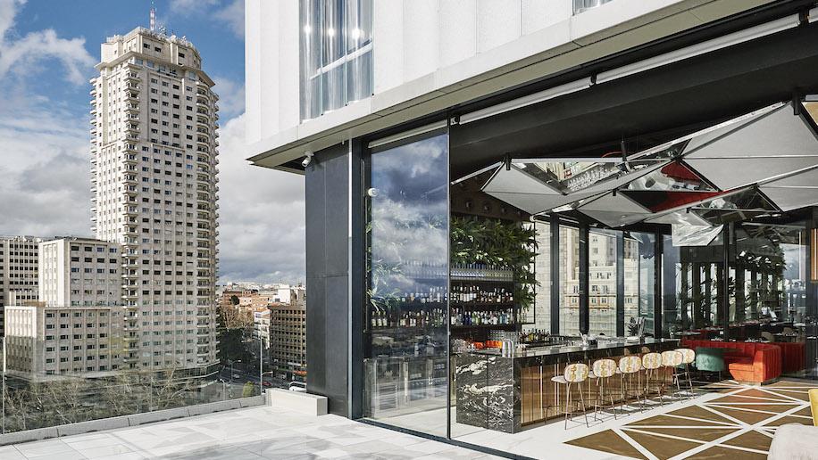 Hotel update global round up business traveller for Design hotel madrid