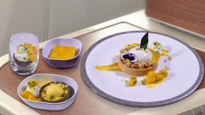 Thai Airways' Songkran desserts