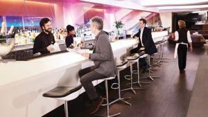 Virgin Atlantic Clubhouse at Heathrow T3