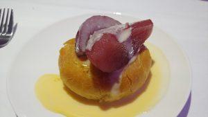 Virgin Australia dessert