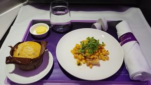 Virgin Australia refreshment
